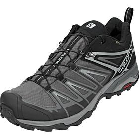 Salomon M s X Ultra 3 GTX Shoes Black Magnet Quiet Shade - addnature.com f6f34bb827900